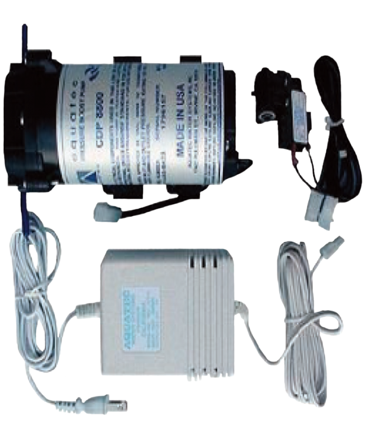 Reverse Osmosis Booster Pump